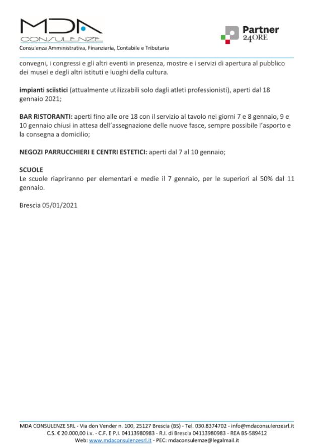 Decreto 7 gennaio